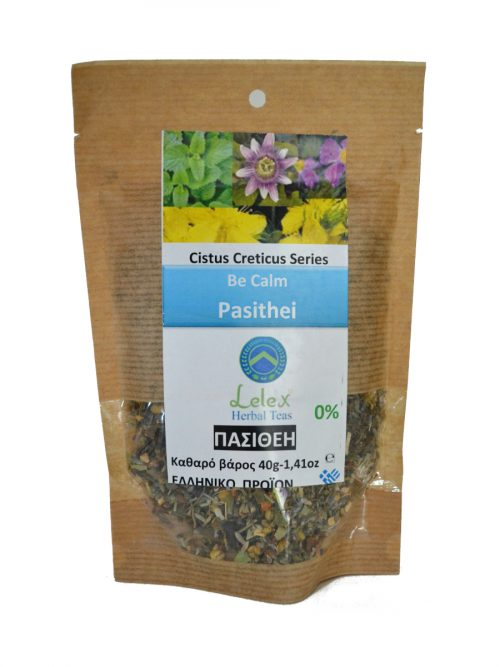pasithei tea be calm antistress