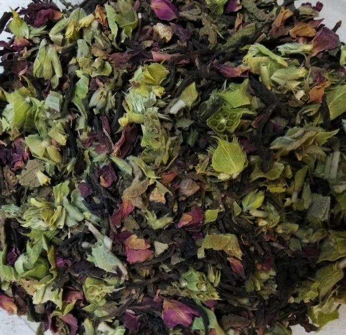 Herbal Tea valentine's tea