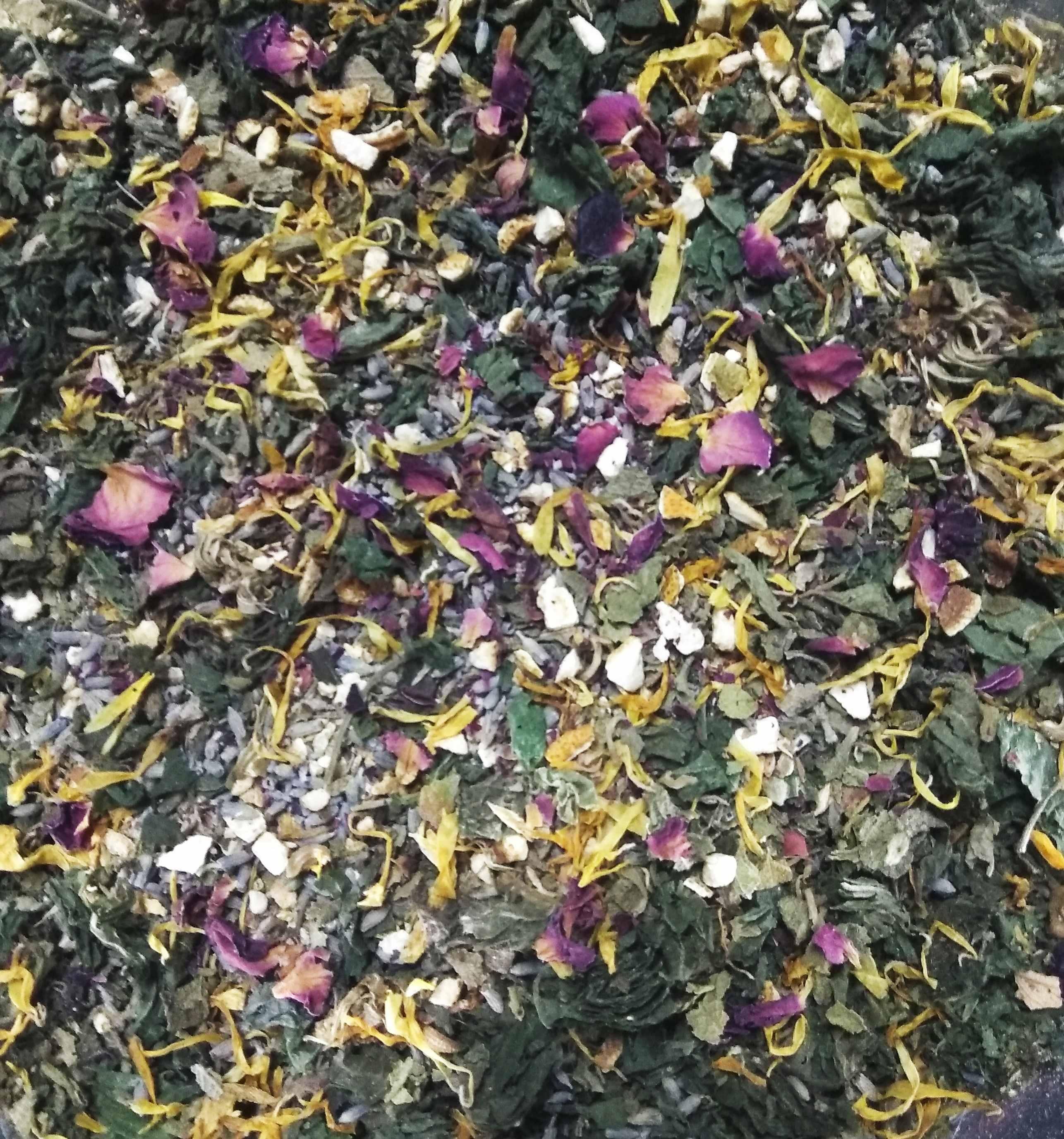 ανοιξιάτικο τσάι για ευεξία - spring tea