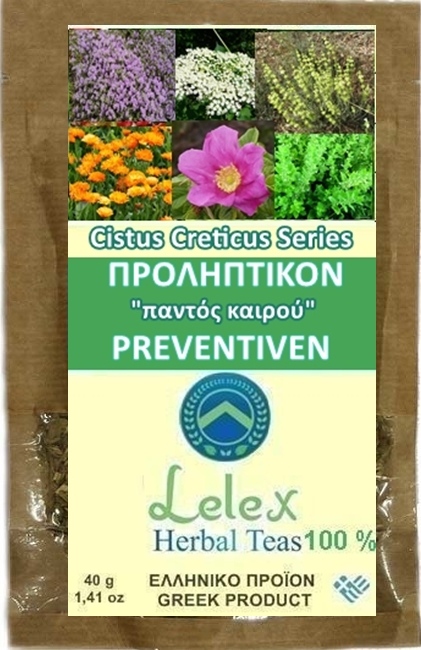PREVENTIVEN antiviral herbal tea