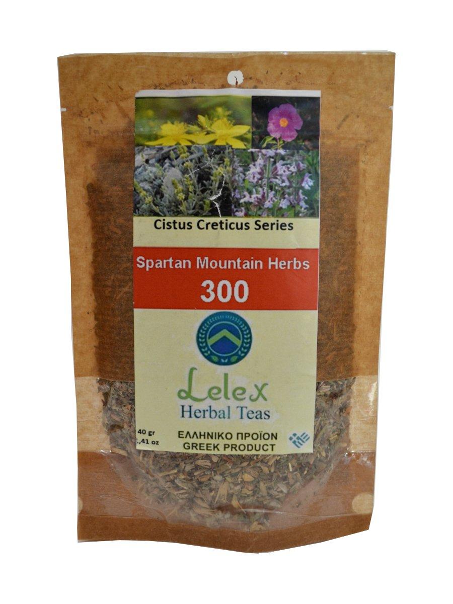 Τσάι 300 με βότανα του Ταϋγέτου για φυσική ενδυνάμωση