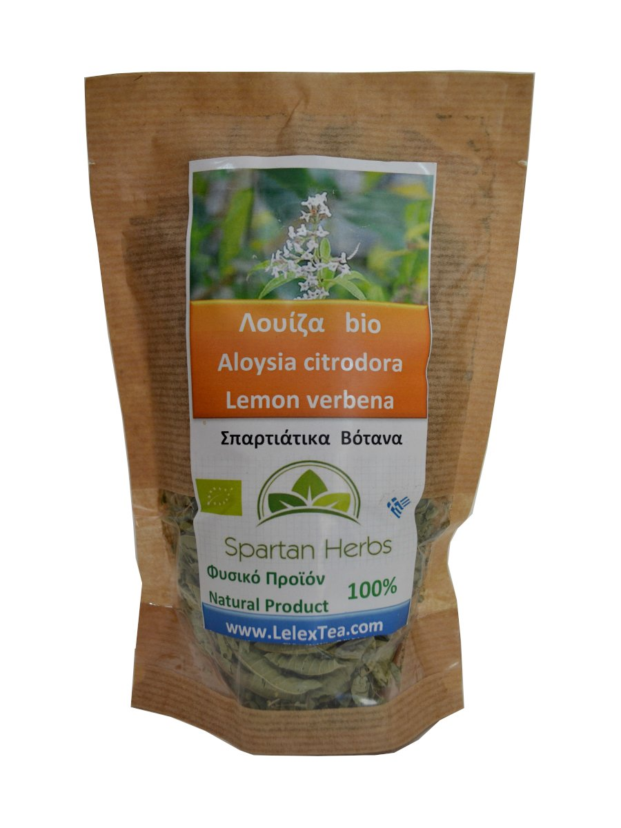 Λουίζα lemon verbena Aloysia citrodora bio τσαι