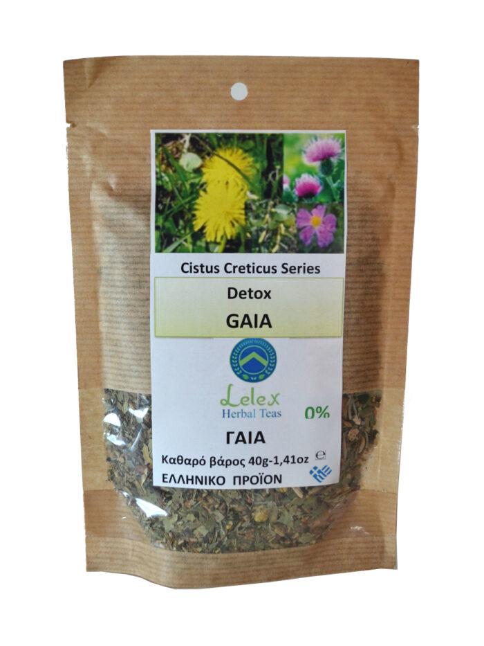 Lelex Tea Gaia